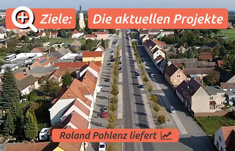 Roland Pohlenz: Ziele für Lauchhammer ab 2018